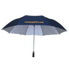 Automatic Open Two Folds Golf Umbrella