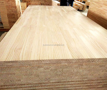finger joint panels /finger lumber/finger jointed timber from China factory
