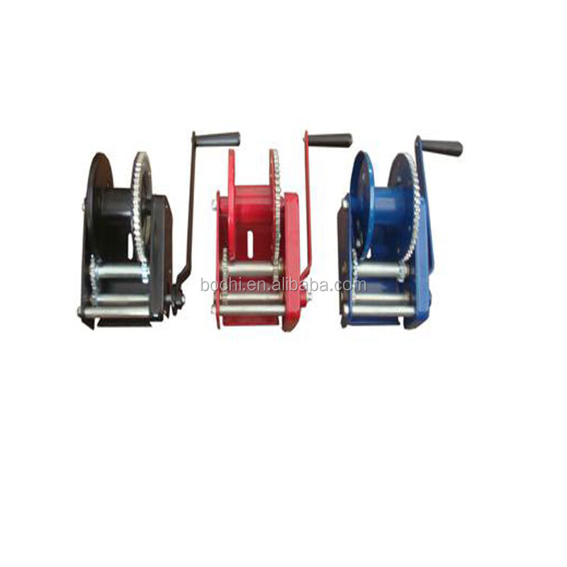 Marine Manual Hand Winch for Anchor for Sales