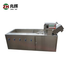 Commercial broccoli chili mushroom vegetable washer