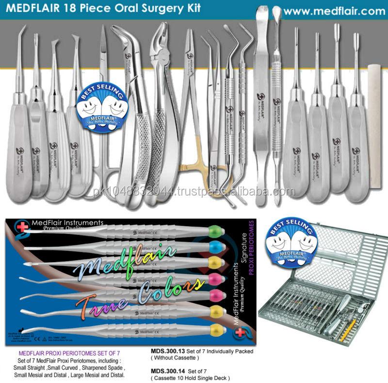 Стоматологическая хирургия инструменты