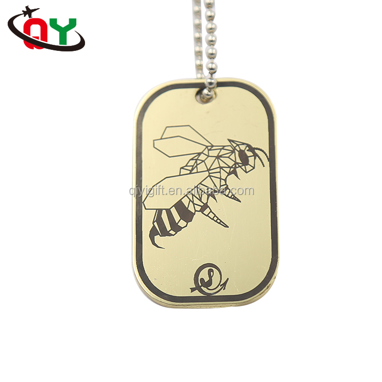 Custom Engraving Style Blank Bulk Dog Tags/Nice Price Blank Stainless Steel Dog Tags
