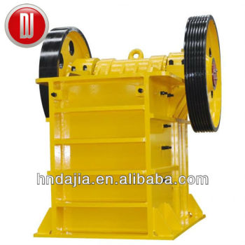 New Type Rock Jaw Crusher With High Quality