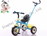 2016 New baby trike toy/popular children pedal tricycle hot sale child 2 in 1 tricycle
