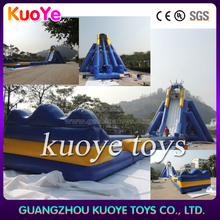 customize size inflatable hippo slide,commercial used inflatable water hippo slide, Giant Inflatable Water Slide for Adult