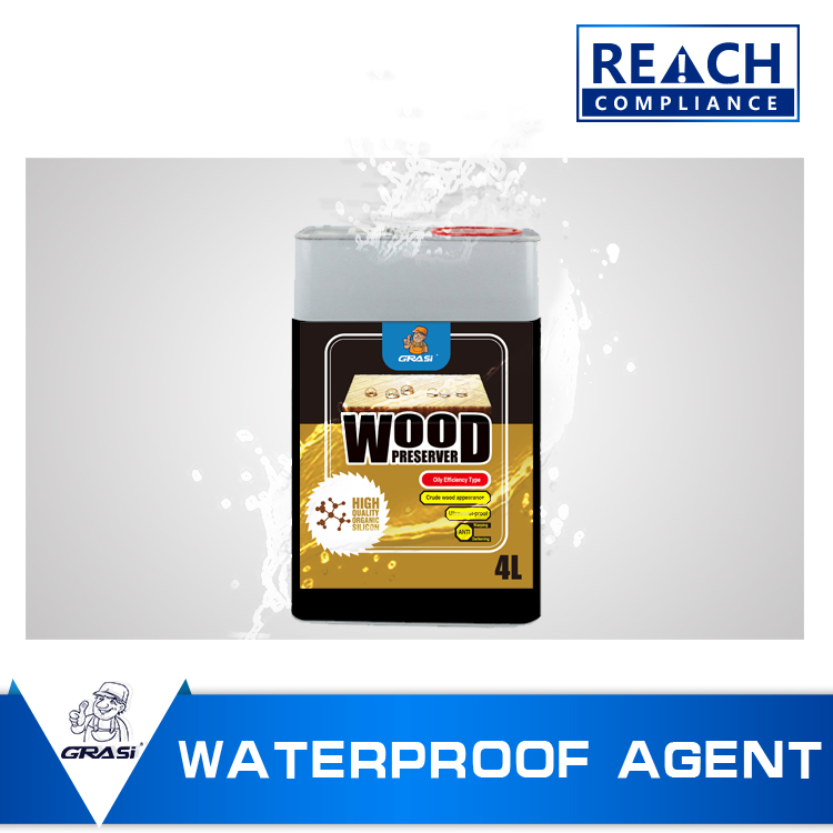 WH6991 neutral new technology highly active super hydrophobic coating for wood breathable