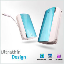 Best OEM factory universal portable power bank,colorful uninterruptible power supply