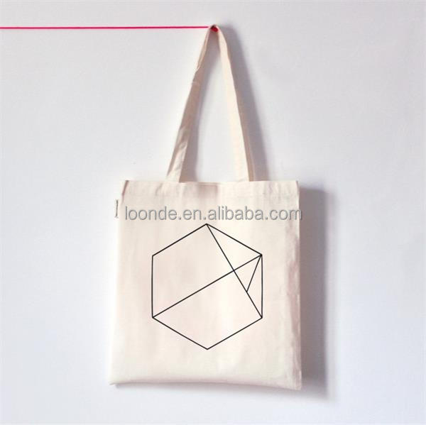 Eco-friendly Germany quality custom 3x4 cotton bag