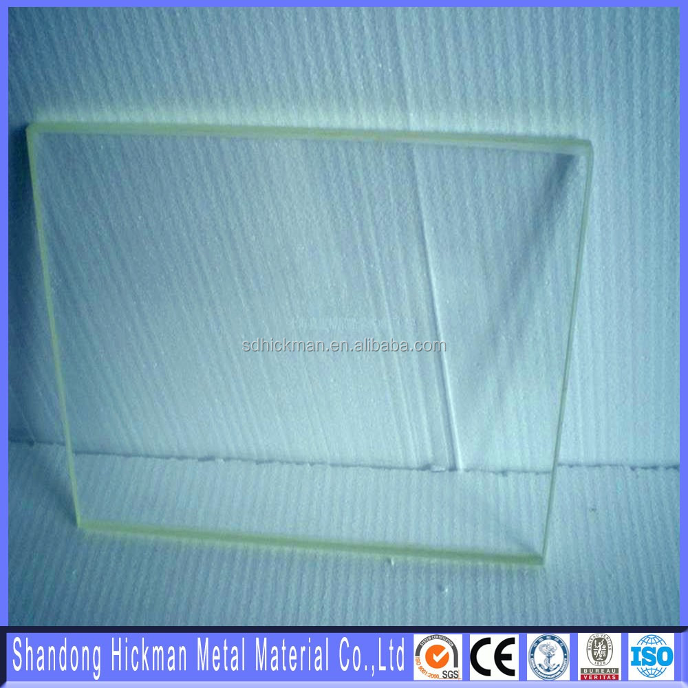 ZF2 ZF3 x-ray protective lead glass for medical used hospital CT Room