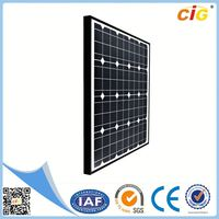 Factory Price Top Grade 240 watt photovoltaic solar panel