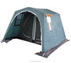 6 person big living area and two sleeping room family tent