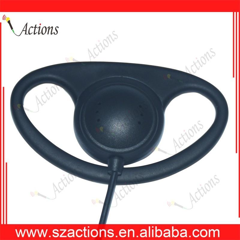 Professional Earset Earphone for Listinging and Monitor in Excursion Service and Simultaneous Translation Interpretation Areas