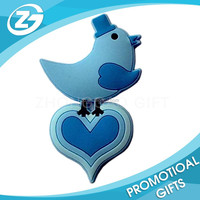OEM Promotional Gift Cartoon Soft PVC Fridge Magnet