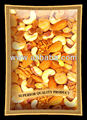 Nuts and Dry Fruit Pouches (Three Side Seal Pouch)