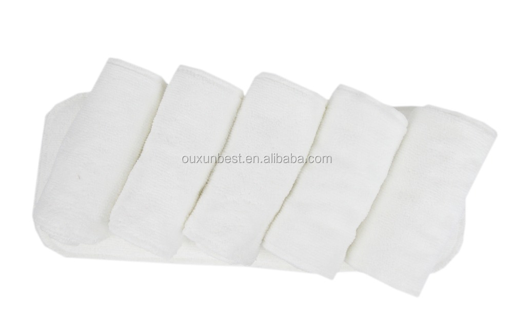 Comfortable Soft and Breathable Baby Microfiber Diaper Inserts