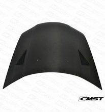 2009 A STYLE CARBON FIBER ENGINE COVER HOOD BONNET FOR HONDA CITY