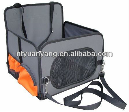 fabric soft bike pet carrier