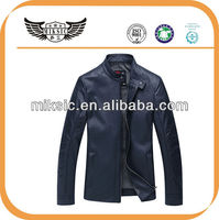 2014 New Product Fashion Style Leather Jacket Made In CHINA