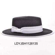Coolest travel styled drinking straw hat for women