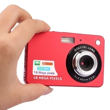 "18Mp Digital Photo Camera with 2.7"" Screen and 3.0 MP sensor"