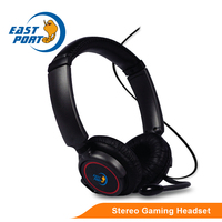 WIRED STYLISH STEREO GAMING HEADSET