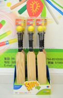 wholesale low price cricket bat 24 inch wood eva cricket bat kid toy