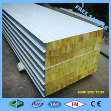 Rock Wool Board/Heat Insulation/Sound Absorption/Noise Reduction/Fire Proof/Building Material
