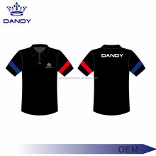 Wholesale alibaba 2017 Comfortable And Good-looking custom dry fit polo shirt /T- shit / sport Wear with sublimation