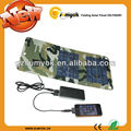 Newest Foldable solar charger for mobile phone 1000mAH
