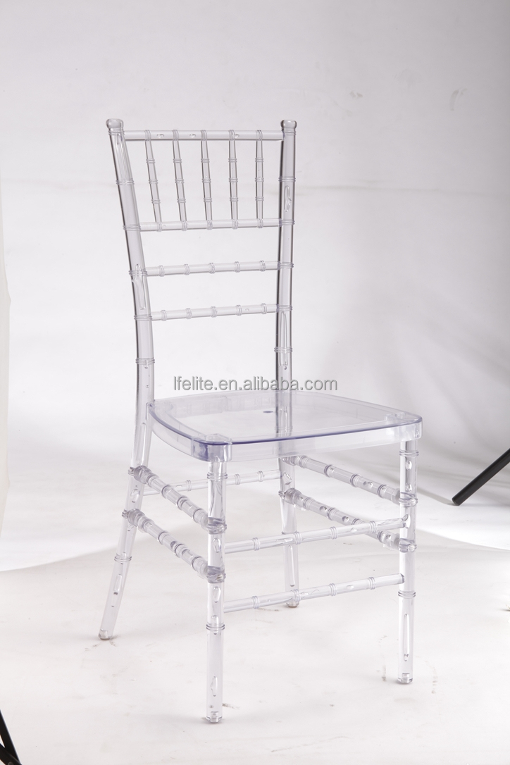 clear acrylic chairs modern plastic tiffany chair wedding chair for