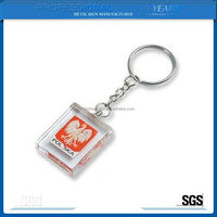 New Type Best Price Auto Dealer Key Chains