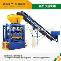 eco gabon presses ecological bricks drawing qt4-24 dongyue machinery group