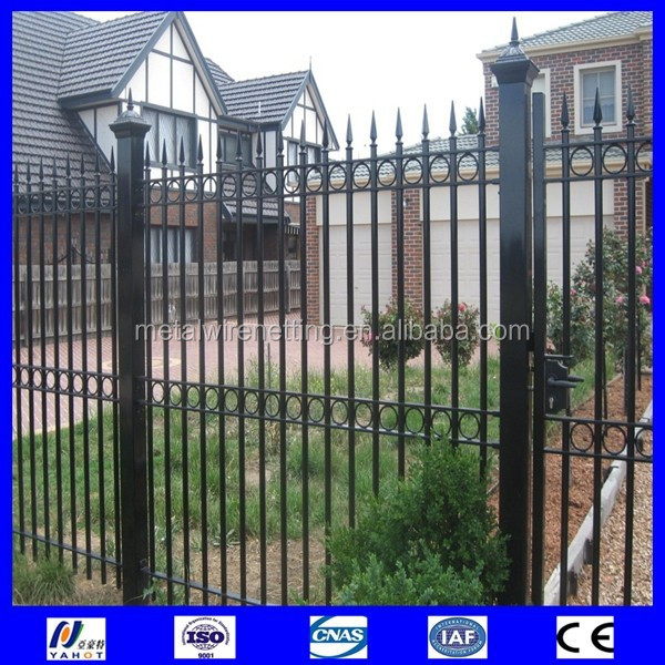 wrought iron fence designs buy wrought iron fence designs iron fence