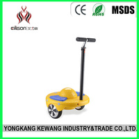 2015 new style hot sale smart self balancing electric scooter 2 wheel