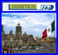 Logistics air freight service from China to Mexico City