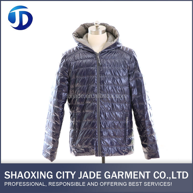 Anti-Wrinkle Breathable Down Snowboard Jacket