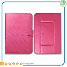 factory price leather wallet case for ipad air 1 cover,for samsung galaxy note 10.1 sm-p605 lcd screen display protector housing