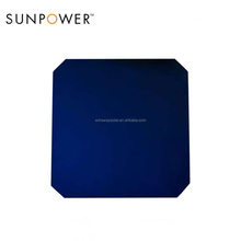 2017 Cheap Price Sunpower 125*125 Monocrystalline Silicon Flexible Solar Cell