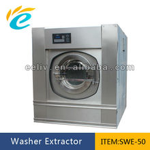 industrial 50kg automatic laundry washing machine