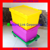 World Link Warehouse Mobile Roll Plastic Materials Hand Mover