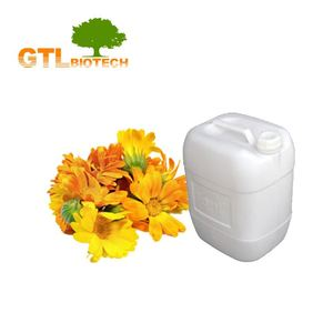 Factory Supply Calendula Liquid Extract from GTL Herbal Extract Manufacturer