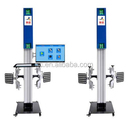 5D movable car wheel alignment machine Android system 5D wheel aligner