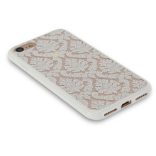 Cost-effective Factory Price Fashion Vintage Damask PC+TPU Shell Skin phone Cover Case For iPhone 7 7plus