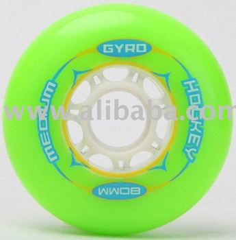 Inline roller hockey skate wheels GYRO HOCKEY MEDIUM