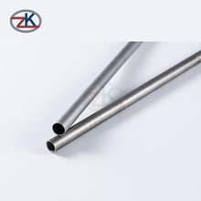 Pickled or sand blasted welded titanium pipe for heat exchanger
