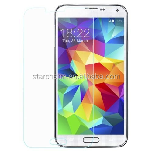 Wholesale price for Samsung galaxy s5 screen protector glass