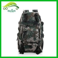 hot sell 2015 latest high quality large army military nylon school backpack