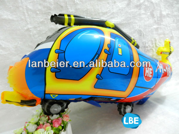 Advertisement inflatable helium balloon advertising blimp