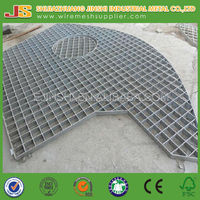 round grill grates stainless steel
