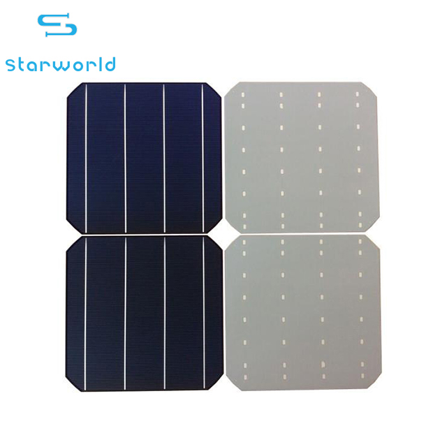 20% efficiency energy-saving excellent shenzhen 4BB mono sloar cell for wholesale